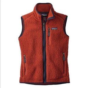 Patagonia • Retro Pile Fleece Vest • M